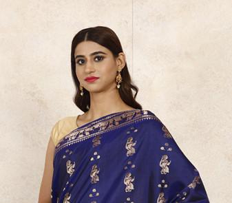Swarnachari sarees
