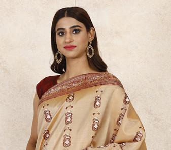 Baluchari sarees